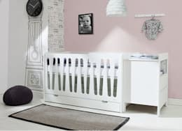غرف الرضع تنفيذ Funique Furniture