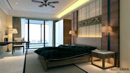 Get Best Bedroom Designs Ideas In Noida - Yagotimber.: mediterranean Bedroom by Yagotimber.com