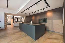 Cocinas de estilo moderno de FADD Architects