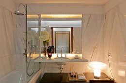 Projekty,  Łazienka zaprojektowane przez B.loft