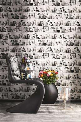 modern Living room by APELT STOFFE