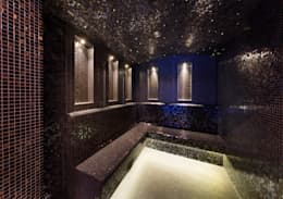 modern Spa by KSR Architects