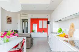 Projekty,  Kuchnia zaprojektowane przez Venduta a Prima Vista