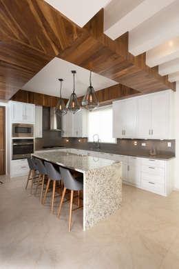 Nhà bếp by TAMEN arquitectura