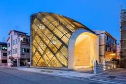 باورچی خانہ by AND(에이엔디) 건축사사무소