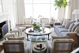 Greenwich: classic Living room by foley&cox