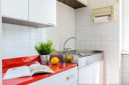 Cocinas de estilo minimalista por Venduta a Prima Vista