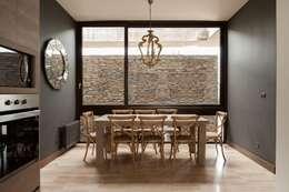 : Cocina de estilo  por JPV Arquitecto