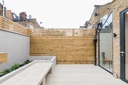 Projekty,  Ogród zaprojektowane przez TOTUS
