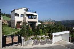 房子 by 지호도시건축사사무소