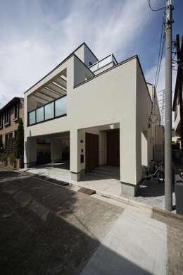 Casas de estilo moderno por TERAJIMA ARCHITECTS