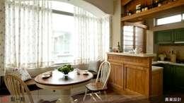 黃巢空間設計:  廚房 by iDiD點一點設計