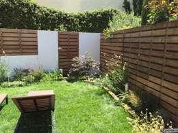 il giardino: Giardino in stile in stile Moderno di Architetto Francesco Franchini