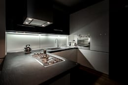 modern Kitchen by Architetto Francesco Franchini