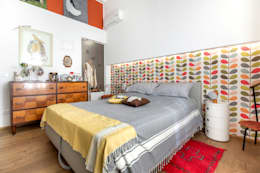 modern Bedroom by Architetto Francesco Franchini