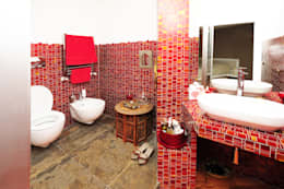حمام تنفيذ Fabiola Ferrarello architetto