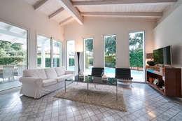 Livings de estilo moderno por Zeno Pucci+Architects