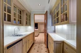 BEFORE BUTLER'S PANTRY:   by Lilian H. Weinreich Architects