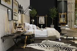 Phòng ngủ by Margarida Bugarim Interiores