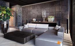 غرفة المعيشة تنفيذ Freund  GmbH
