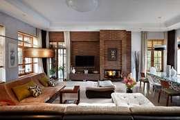 Ruang Keluarga by Irina Derbeneva