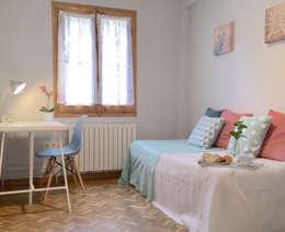 country Bedroom by Noelia Villalba