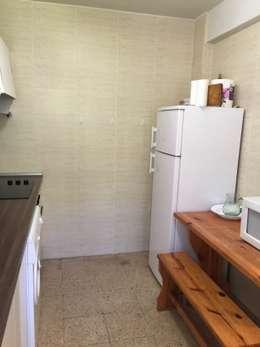 Home Staging en vivienda de montaña:  de estilo  de Noelia Villalba