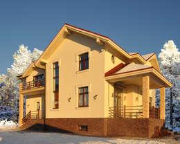 Cinnamon - солнечный минимализм: Дома в . Автор – Irina Derbeneva
