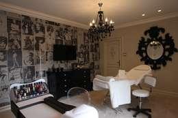Ebotse Estate: classic Spa by Tru Interiors