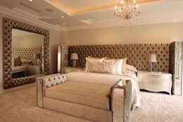 Main Bedroom: classic Living room by Tru Interiors