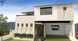 บ้านและที่อยู่อาศัย by TAMEN arquitectura