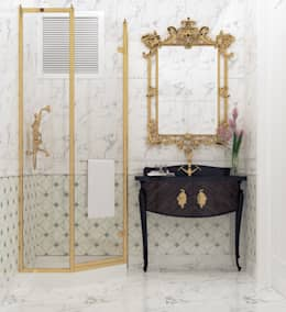 modern Bathroom by ARENA MİMARLIK