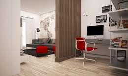 Koridor dan lorong by LAB16 architettura&design