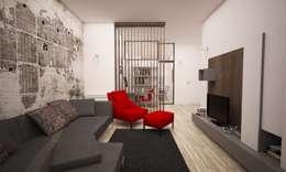 Ruang Keluarga by LAB16 architettura&design