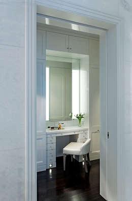 classic Bathroom by Douglas Design Studio