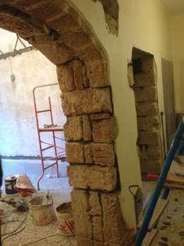 Come realizzare un apertura su un muro portante - Archi da interno casa ...