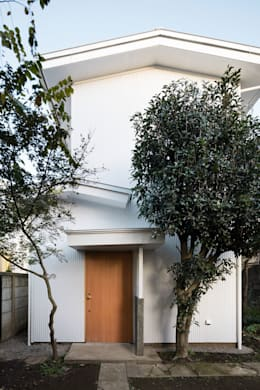 Rumah by ディンプル建築設計事務所