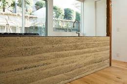 廚房 by ディンプル建築設計事務所