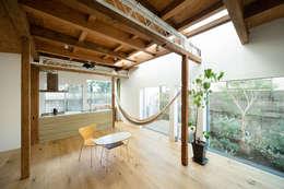 餐廳 by ディンプル建築設計事務所