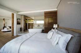 modern Bedroom by Make Architects + Interior Studio
