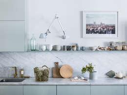 scandinavian Kitchen by Korbo