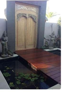 Puertas y ventanas de estilo topical por Ale debali study
