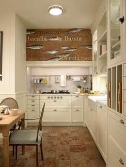 Una cucina moderna dal sapore antico che amerai da subito for Software di progettazione domestica moderna