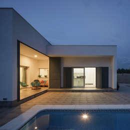minimalistic Houses by FAQ arquitectura
