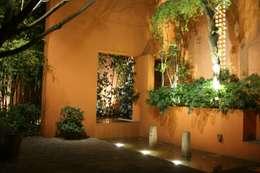 modern Garden by Fiat Lux