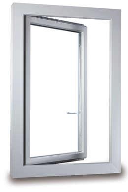 Kunststofffenster in weiß:  Fenster von Schmidinger Wintergärten, Fenster & Verglasungen