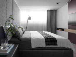 moderne Slaapkamer door 樸暘室內裝修有限公司