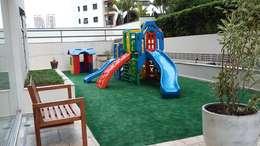 Projekty,  Ogród zaprojektowane przez LK estudio de design