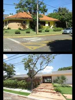 Quitete&Faria Arquitetura e Decoração:  tarz