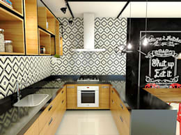 Dapur by Bruna Rodrigues Designer de Interiores